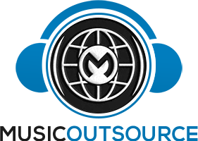 Music Outsource logo